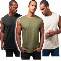 Urban Classics Herren Tank Top T-Shirt muscle tee TB1562