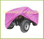 Kawasaki 250 - 400 ATV Cover All Year SEXY PINK PTATCP-KSK254LP6