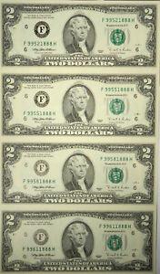 1995 $2 UNCUT SHEET U.S COMMEMORATIVE GALLERY FOLDER ~ PRICED RIGHT! INV# 888