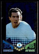 Match Attax World Cup 2010 - Carlos Tevez Argentina (Star Player)