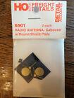 Detail Associates HO 6501 Caboose Radio Antenna Kit