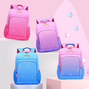 Girls Primary Kids Children BEST School Bag backpack Rucksack Bow Starry & Gift