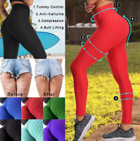 LEGGINS LEGGINGS DONNA SPORT FITNESS PUSH UP PALESTRA SEXY YOGA ANTICELLULITE