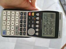 Calculadora CASIO USB, power graphic 2, fx-9860G II, completa, funciona perfecta
