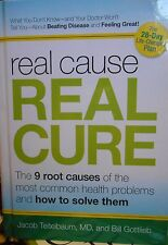 Real Cause Real Cure by Teitelbaum & Gottlieb new hardcover book