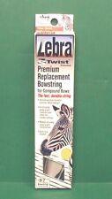 "New Mathews Archery Zebra ZS Twist Premium Replacement 2 Cam Bow String - 37"""