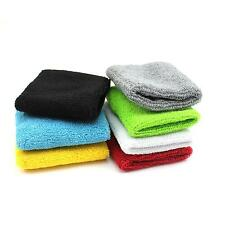 Men&Women Sport Tennis Gym Wristband Plush Wrist Wipe Sweat-Absorbent Towel Tube