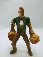 "Marvel 5"" Spider-Man 3 Movie Sandman Action Figure Hasbro 2007"