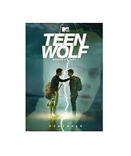 Teen Wolf: The Sixth Season 6 - Part 1 One (DVD, 2017, 3-Disc Set) Brand New!!