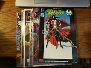 Lot of 8 Image Comics - Misc. Spawn comics