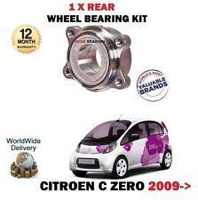 Para Citroen C Zero Electric 16KWH 2009 - > 1 X KIT RODAMIENTO DE RUEDA TRASERA