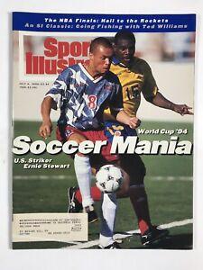 Sports Illustrated Magazine (July 4, 1994) (Ernie Stewart, Soccer, World Cup 94)