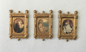 Three Dolls House Gold Pictures