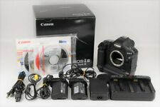 【Excellent in BOX】CANON EOS 1D Mark III 10.1MP Digital SLR Camera Body From JP
