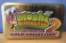 Moshi Monsters GOLD COLLECTION Series 2 LIMITED EDITION Brand New, Sealed