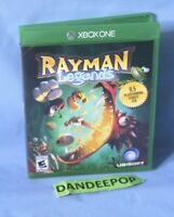 Rayman Legends (Microsoft Xbox One, 2014) Video Games
