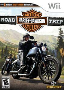 Harley-Davidson: Road Trip - Nintendo  Wii Game