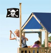 Winnetoo Flaggenset für Jungen Fahnenset Totenkopf Wikinger Piratenflagge 4204