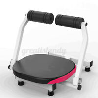 Ab Sit-ups Fitness Abdominal Exercise Machine Body Trainer Equipment Home Gym US