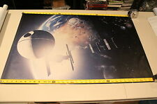 Star Wars Death Star Large Cloth Print Poster