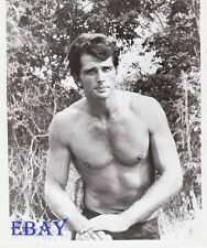 Ron Ely barechested Tarzan RARE Photo