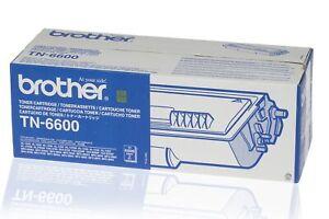 Neu Brother TN-6600 TN6600 Toner schwarz A