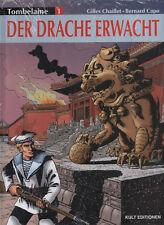 TOMBELAINE - Teil 1. DER DRACHE ERWACHT - Gilles Chaillet / Bernard Capo - Comic