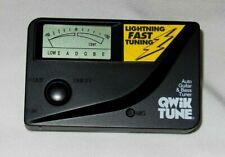 Qwik Tune Guitar / Bass Tuner