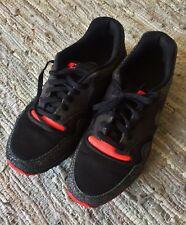Nike Air Safari,Sneaker, Schwarz, Neon-Pink, graue Punkte, 45, Vintage, Rarität
