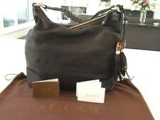 Brand new Black GUCCI Tote Bag with Hobo Tassels