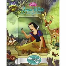 Disney Princess Snow White and the Seven Dwarfs Magical Story by Parragon (Hardback, 2015)