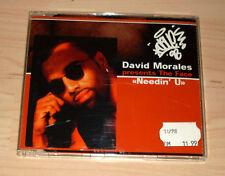 CD Maxi-Single-David Morales presents the face-needin 'U