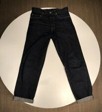 "Men's Vintage Selvedge Japan Jeans H.R Market Buttonfly ""The Iron Heart"""