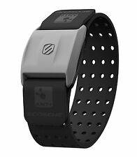 SCOSCHE Rhythm+ Heart Rate Monitor Armband w/ Bluetooth Smart and ANT+, Black