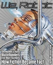 We Robot Mark Stephen Meadows NEW BOOK Skywalker Blade Runner Iron Man Slubots