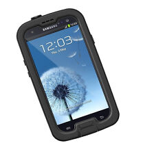 LifeProof Authentic Nuud Waterproof Case for Samsung Galaxy S3 III 3 Black Clear