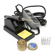 YIHUA 908 220V 60W Electric Soldering Iron Station Adjustable For Welding Rework