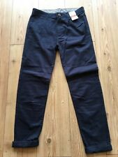 BNWT Boys Navy Chinos From George, Age 13-14 Years