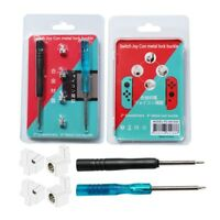 Metal Lock Buckle Repair Tool Kit for Nintendo Switch Joy Con + 2 Screwdriver US