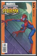 ULTIMATE SPIDER-MAN #5 1st print