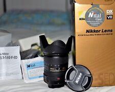 Nikon AF-S DX Nikkor 18-200mm f/3.5-5.6G IF ED VR