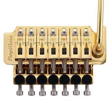 ORIGINAL Floyd Rose HOT ROD 7-STRING Double Locking Tremolo Kit, GOLD
