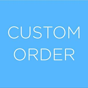 CUSTOMIZED ORDER!! Maybe used on most of the 1/6 SCALE Miniatures listed by me!
