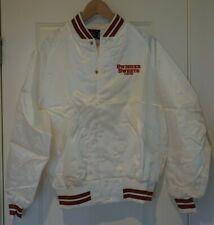 Vintage Swisher Sweets Cigars Racing Rob Moroso Satin Varsity Jacket 44-L-46 NOS