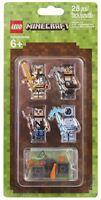 Lego Minecraft Skin Pack 853610