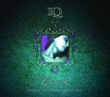 IQ : Ever: 2018 Remix CD 25th Anniversary  Album with DVD 2 discs (2018)