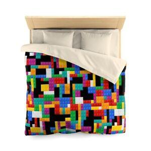Lego Microfiber Duvet Cover
