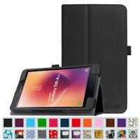 """For Samsung Galaxy Tab A 8.0"""" SM-T380/T385 2017 Tablet Case Folio Stand Cover"""