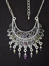 Alloy Amethyst Fine Necklaces & Pendants