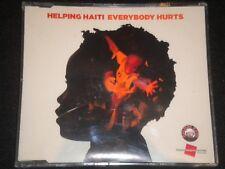 ayudar HAITÍ - Everybody Hurts - CD Solo - 2010-2 GENIAL CANCIONES